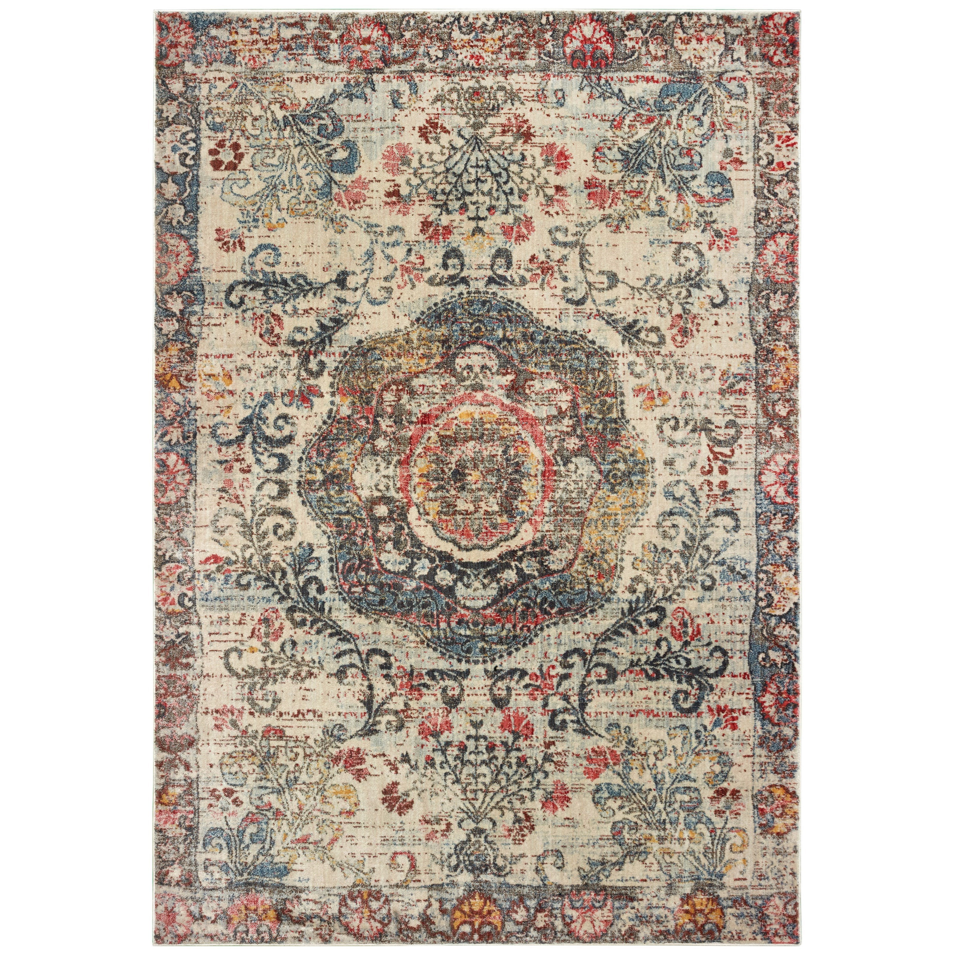 """Pandora 9'10"""" X 12'10"""" Rectangle Rug by Oriental Weavers at Steger's Furniture"""