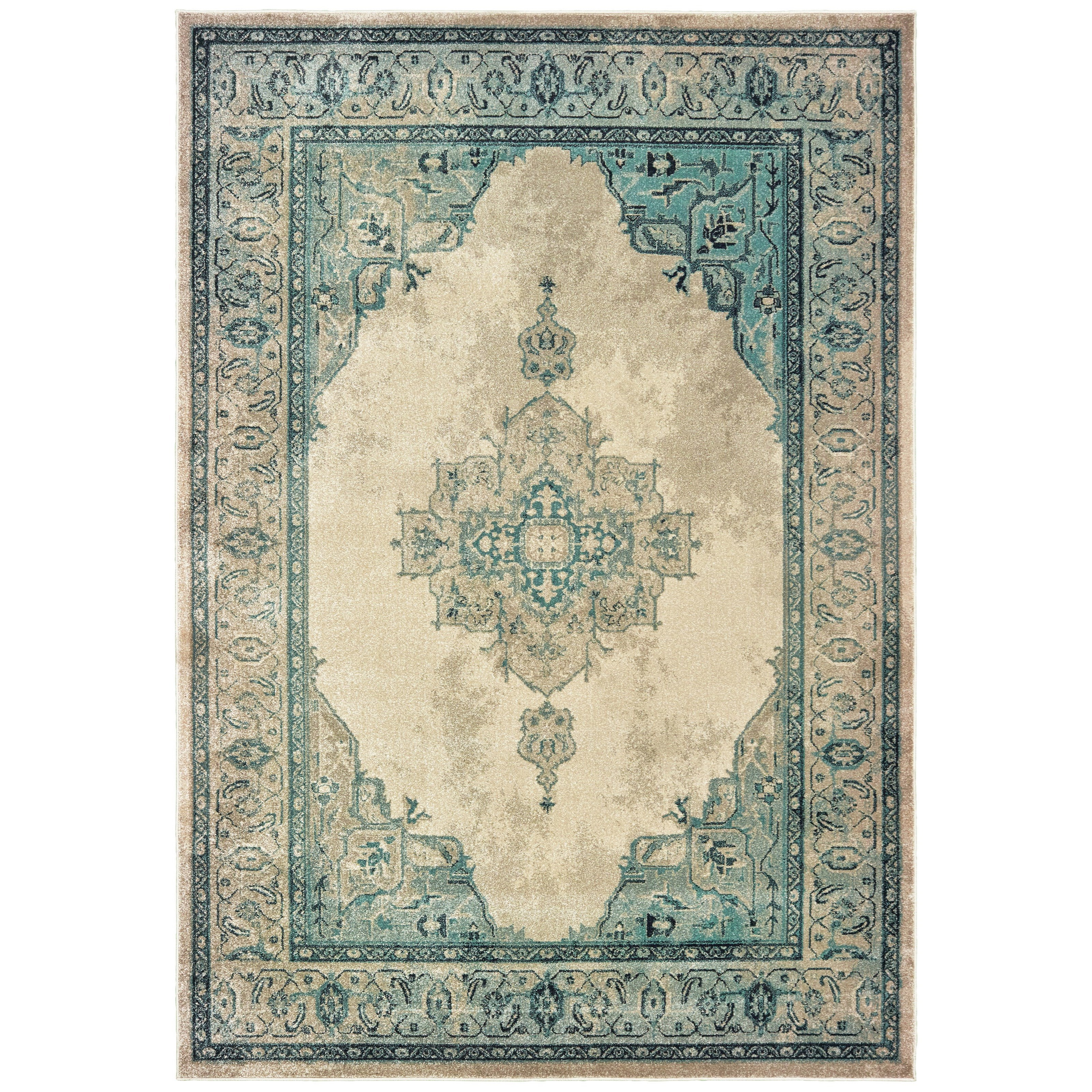 """Raleigh 9'10"""" X 12'10"""" Rectangle Rug by Oriental Weavers at Steger's Furniture"""