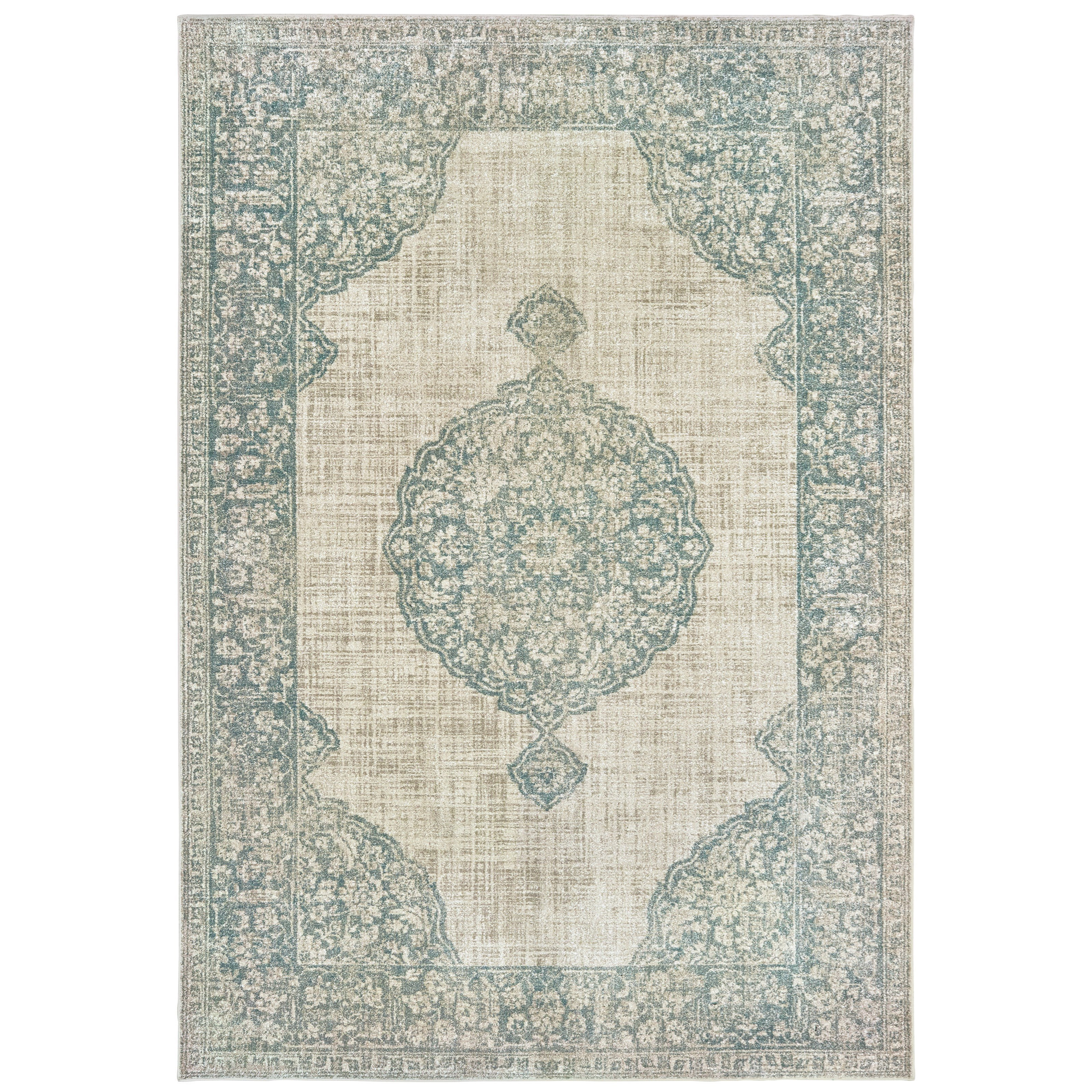 "Raleigh 9'10"" X 12'10"" Rectangle Rug by Oriental Weavers at Rooms for Less"