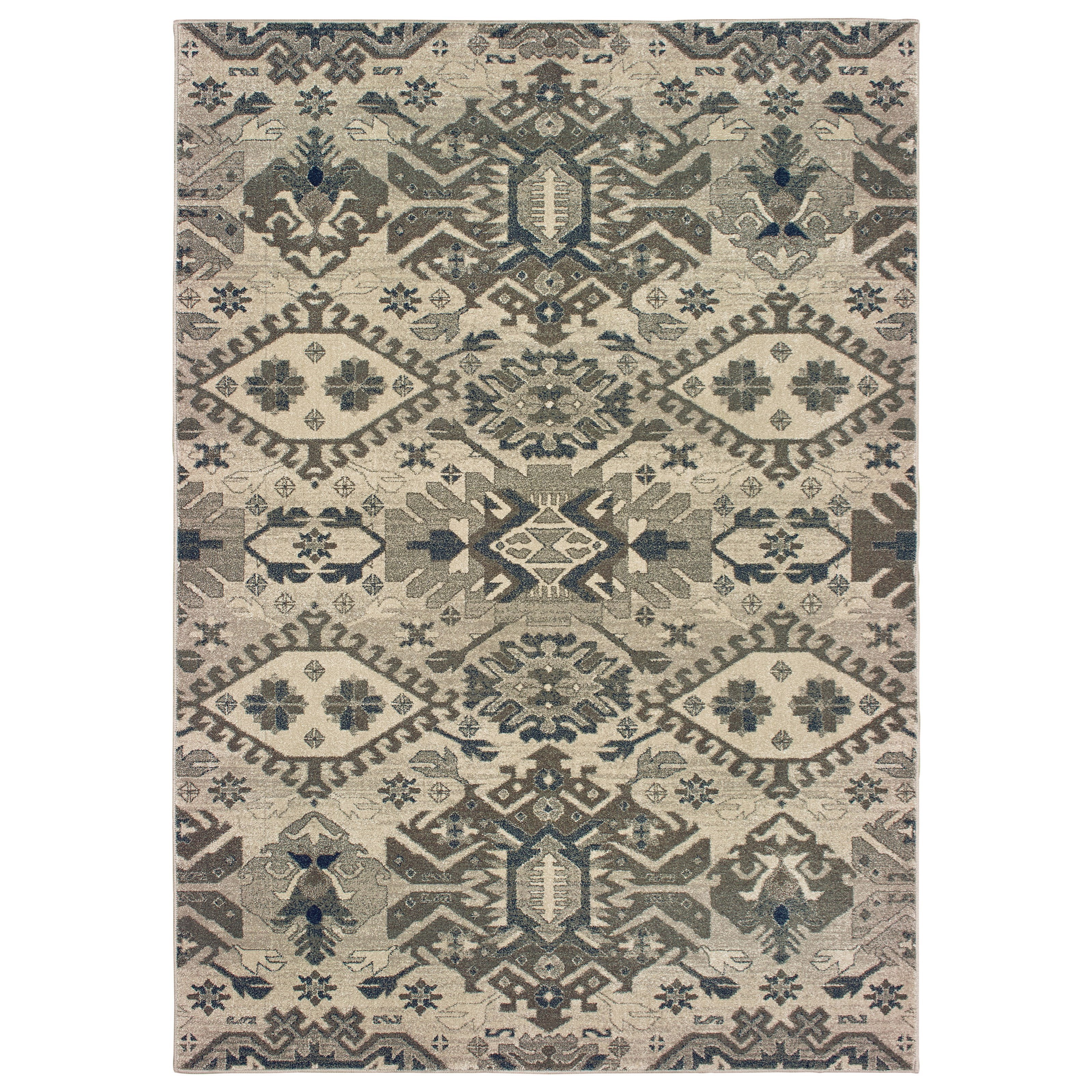 "Richmond 5' 3"" X  7' 6"" Rectangle Rug by Oriental Weavers at Furniture Superstore - Rochester, MN"