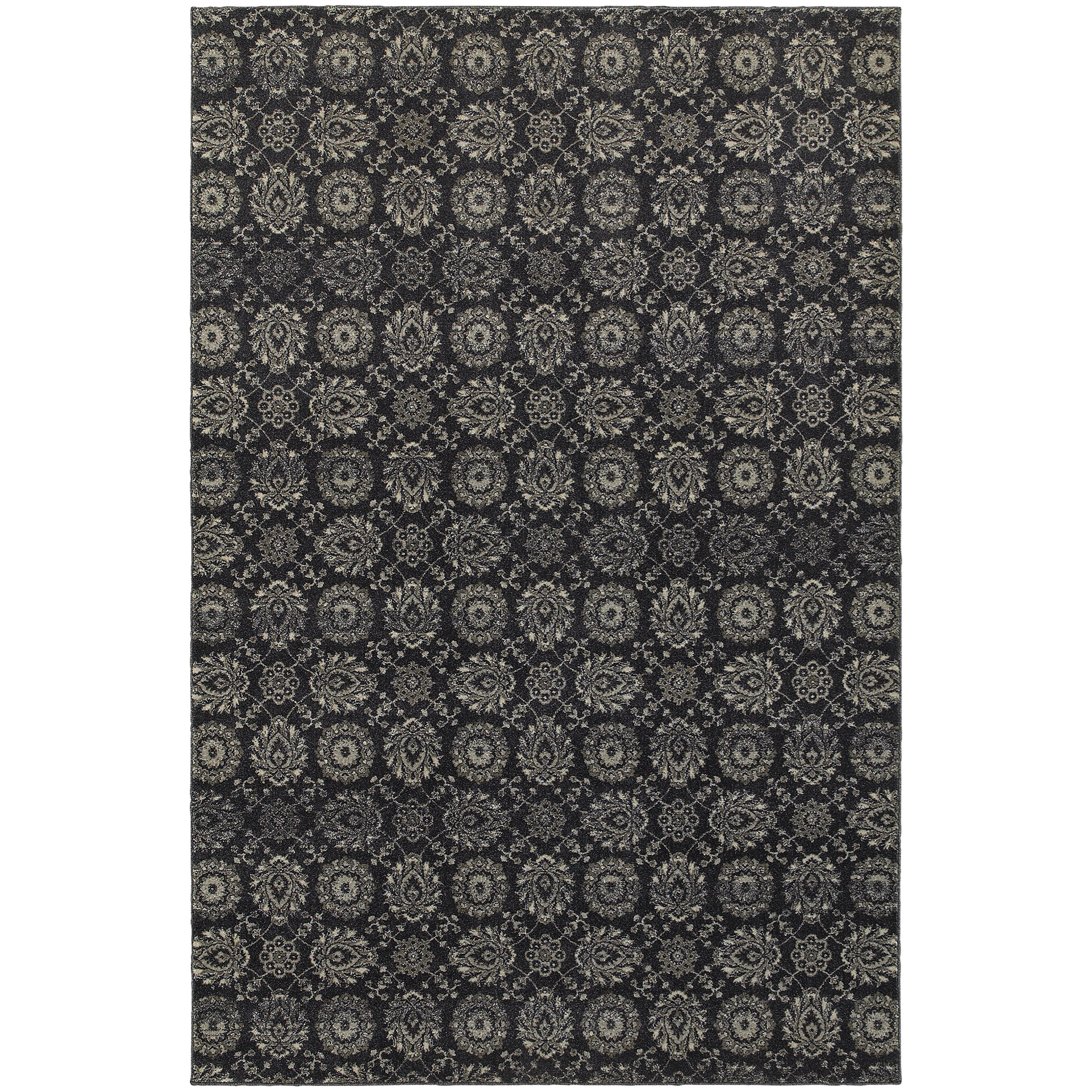 "Richmond 3'10"" X  5' 5"" Rectangle Area Rug by Oriental Weavers at Novello Home Furnishings"