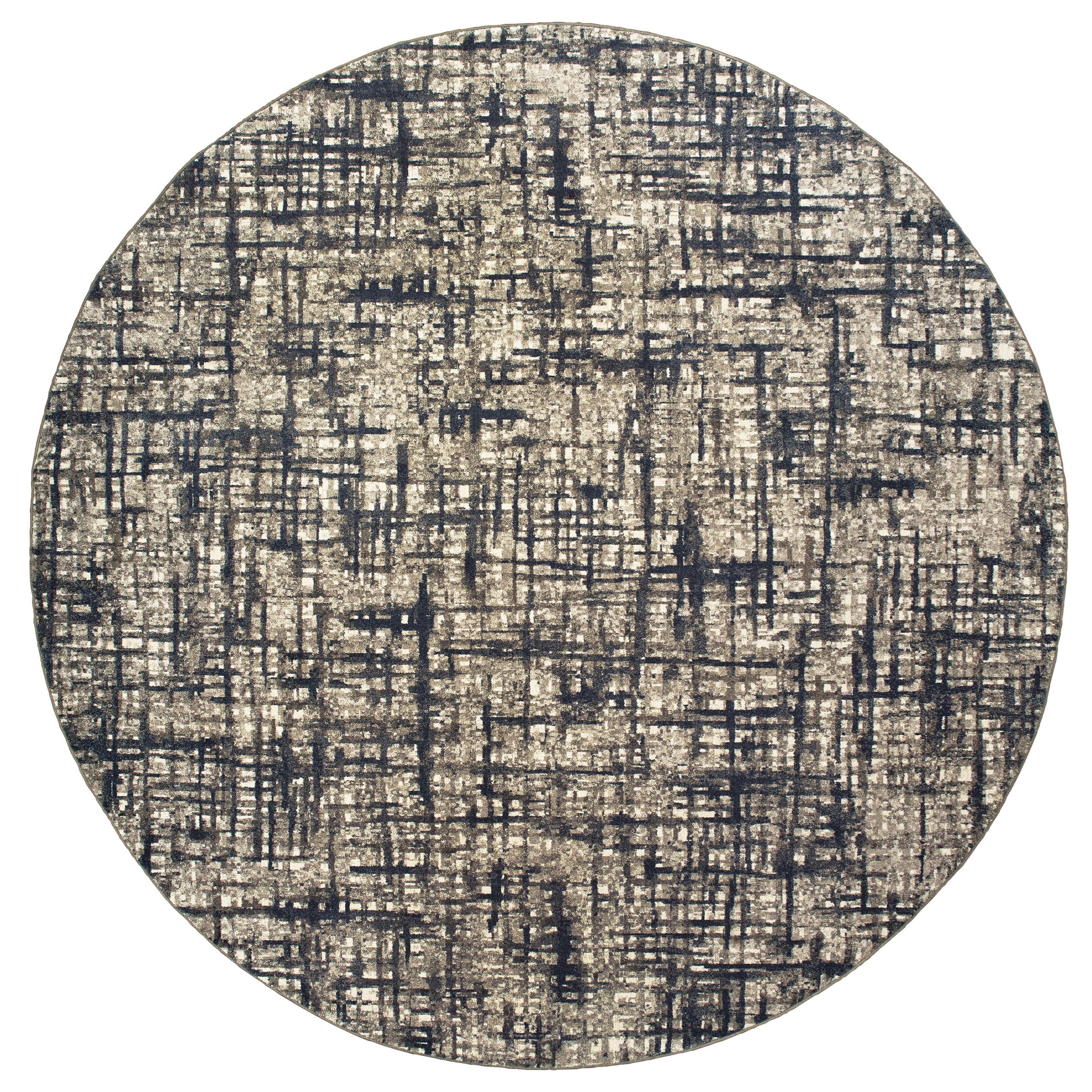 "Richmond 7'10"" Round Rug by Oriental Weavers at Godby Home Furnishings"