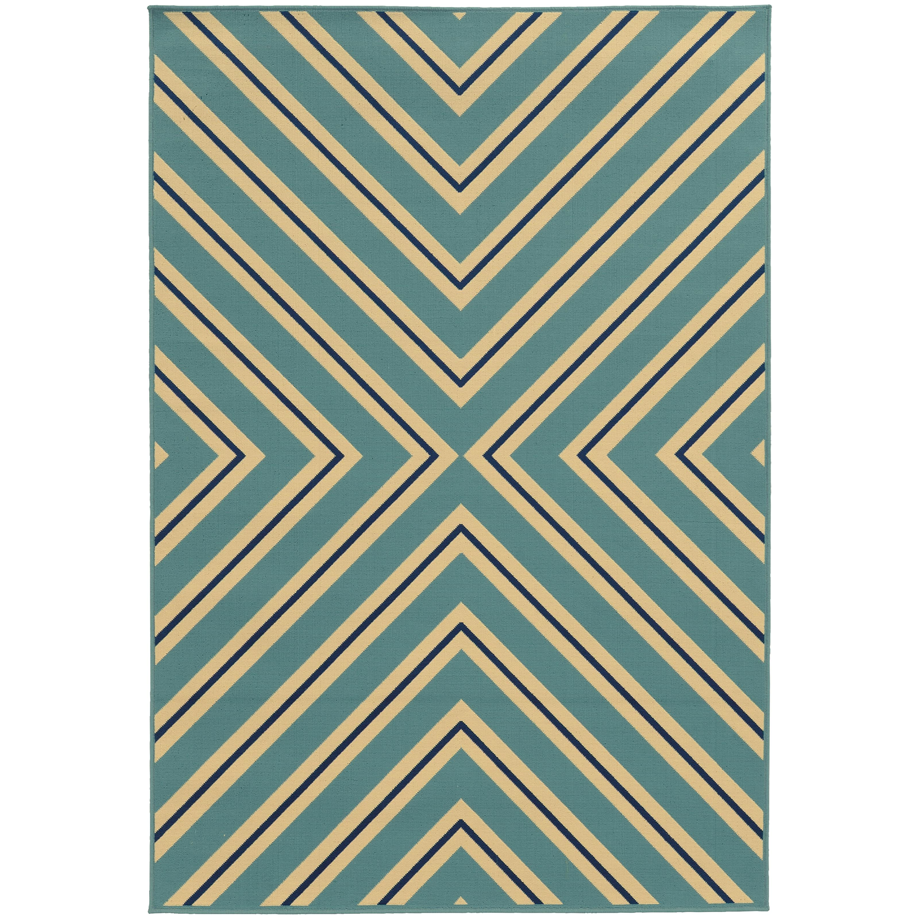 """Riviera 3' 7"""" X  5' 6"""" Rug by Oriental Weavers at Steger's Furniture"""