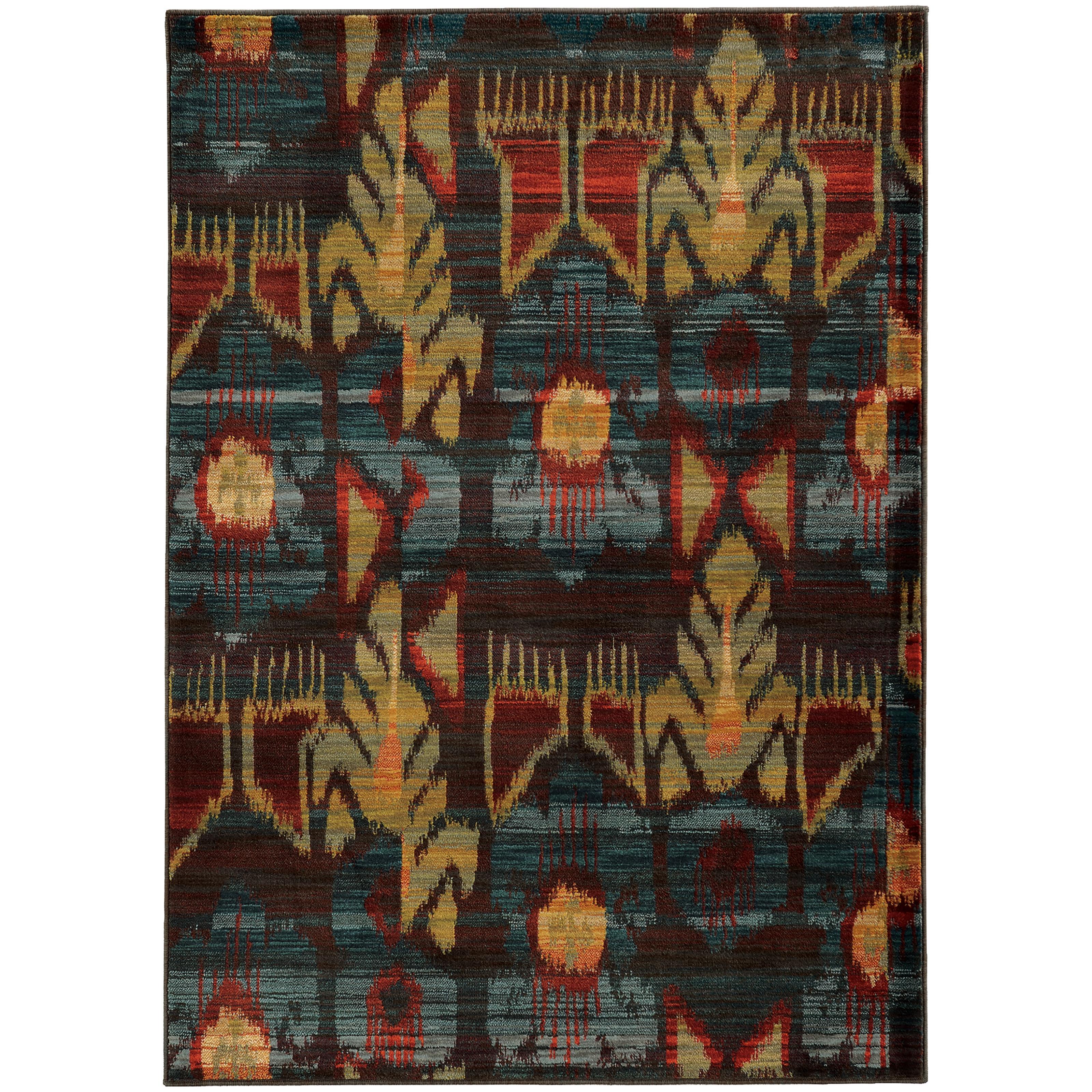 "Sedona 3'10"" X  5' 5"" Rug by Oriental Weavers at Steger's Furniture"
