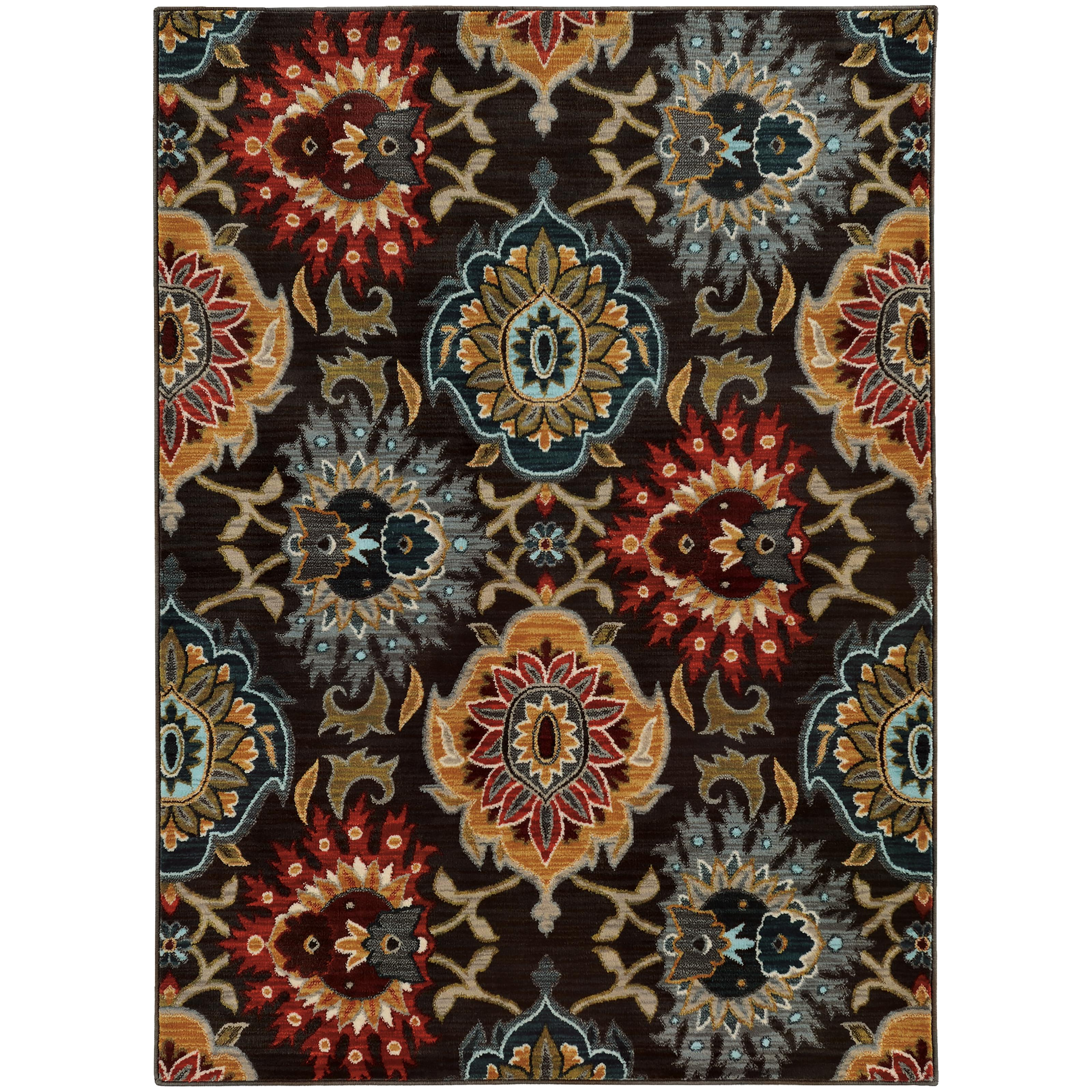"Sedona 6' 7"" X  9' 6"" Rug by Oriental Weavers at Steger's Furniture"