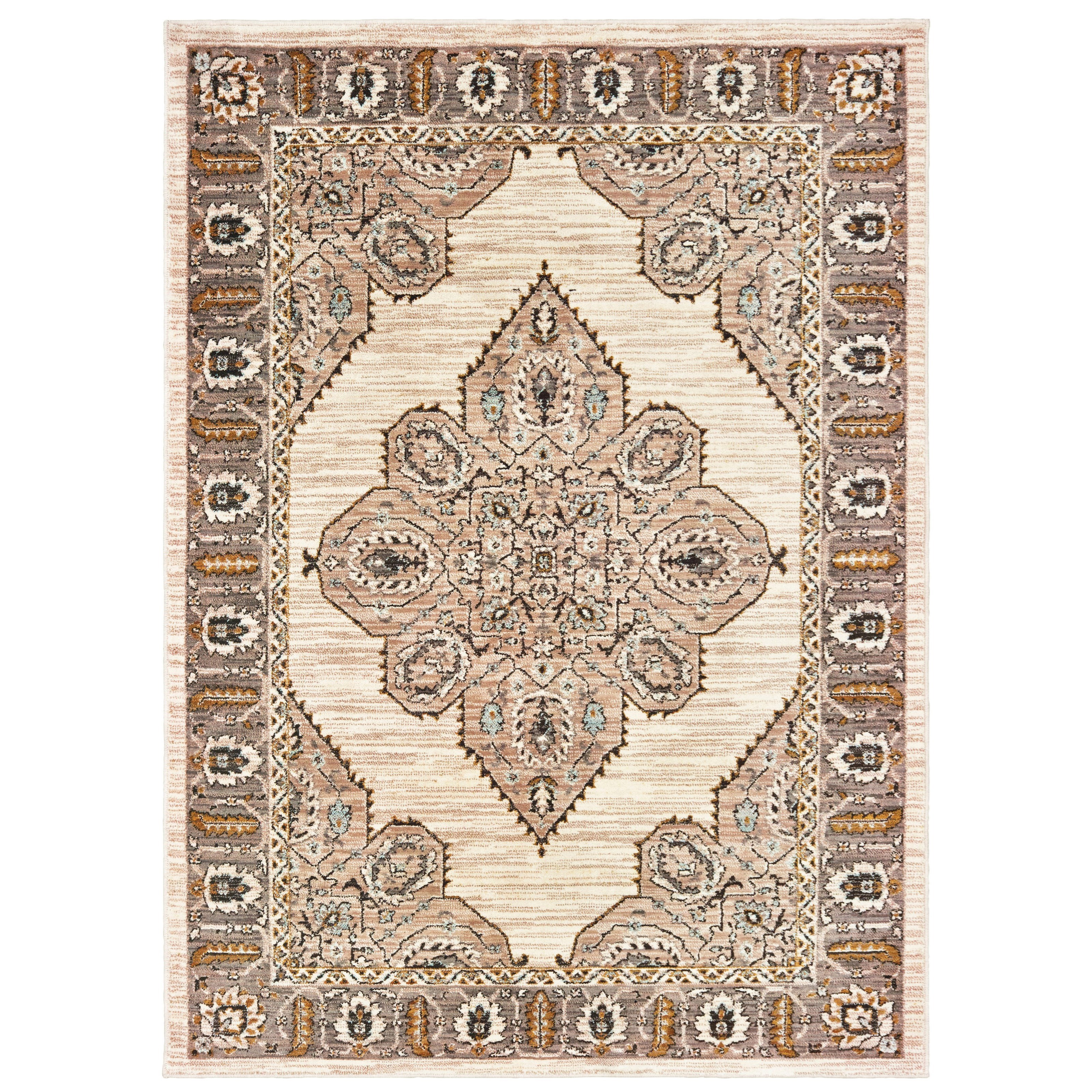 """Sedona 5' 3"""" X  7' 6"""" Rectangle Rug by Oriental Weavers at Steger's Furniture"""
