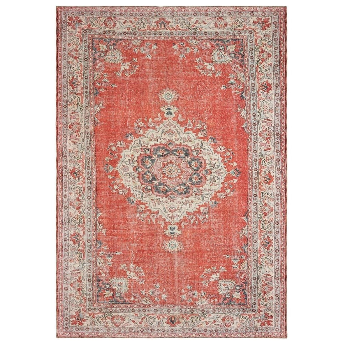 """SOFIA 5' 3"""" X  7' 6"""" Rectangle Area Rug by Oriental Weavers at Red Knot"""