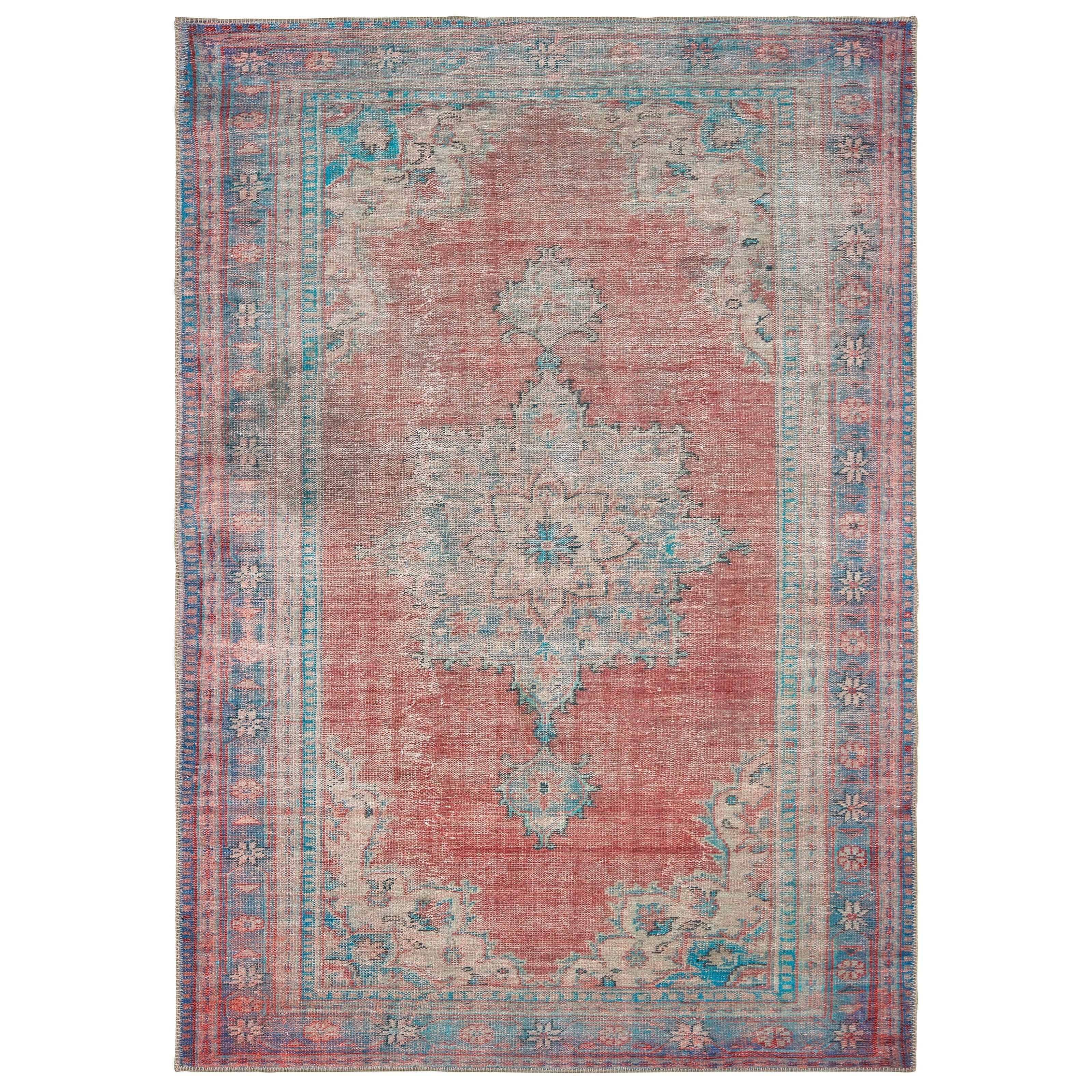 "SOFIA 5' 3"" X  7' 6"" Rectangle Rug by Oriental Weavers at Steger's Furniture"