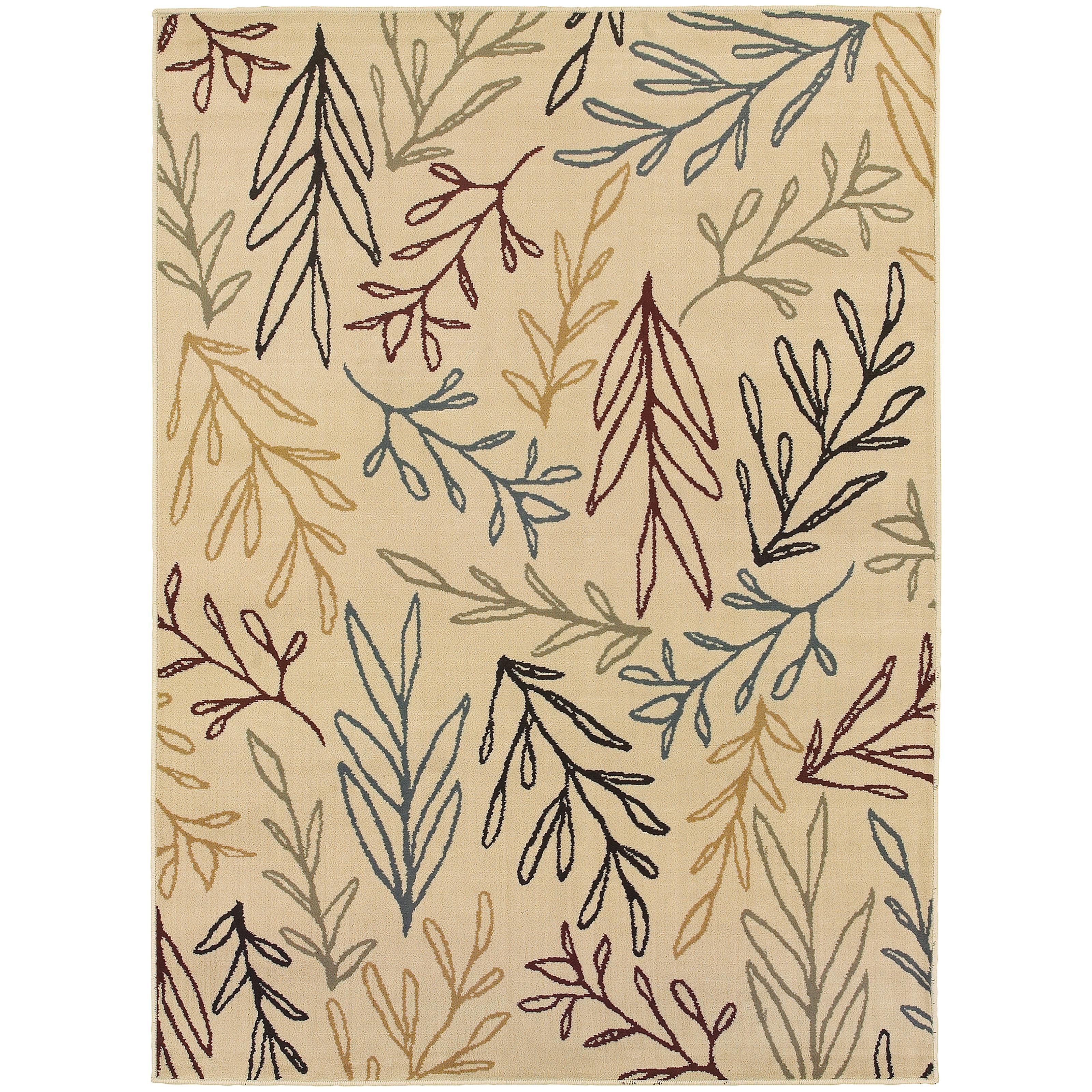 "Stratton 5' 3"" X  7' 3"" Rug by Oriental Weavers at HomeWorld Furniture"