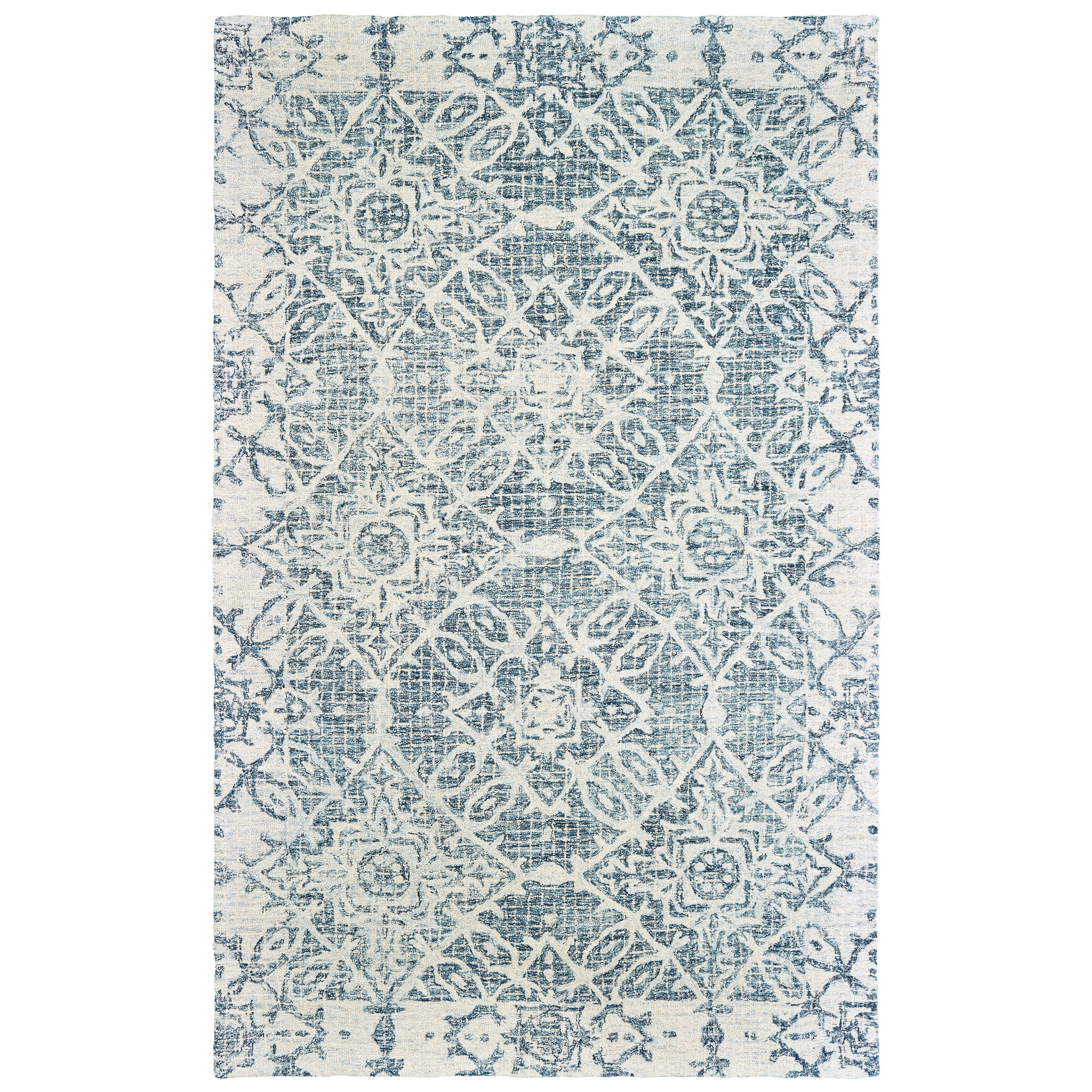 "TALLAVERA 3' 6"" X  5' 6"" Rectangle Rug by Oriental Weavers at Novello Home Furnishings"