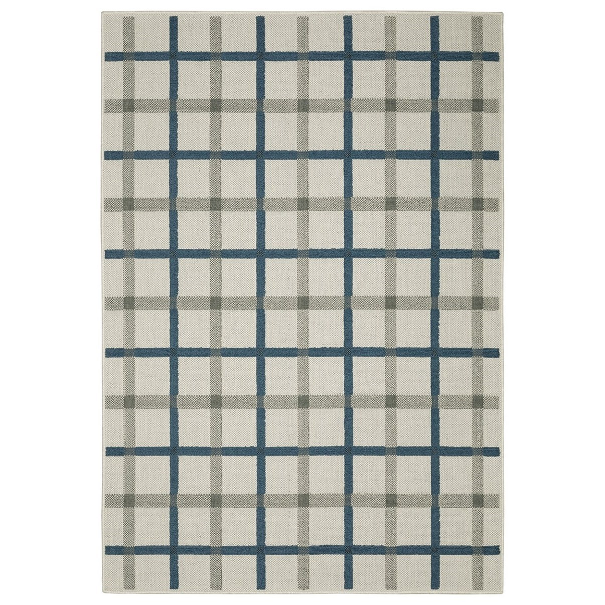"""Torrey 7' 10"""" x 10' Rug by Oriental Weavers at Furniture Superstore - Rochester, MN"""