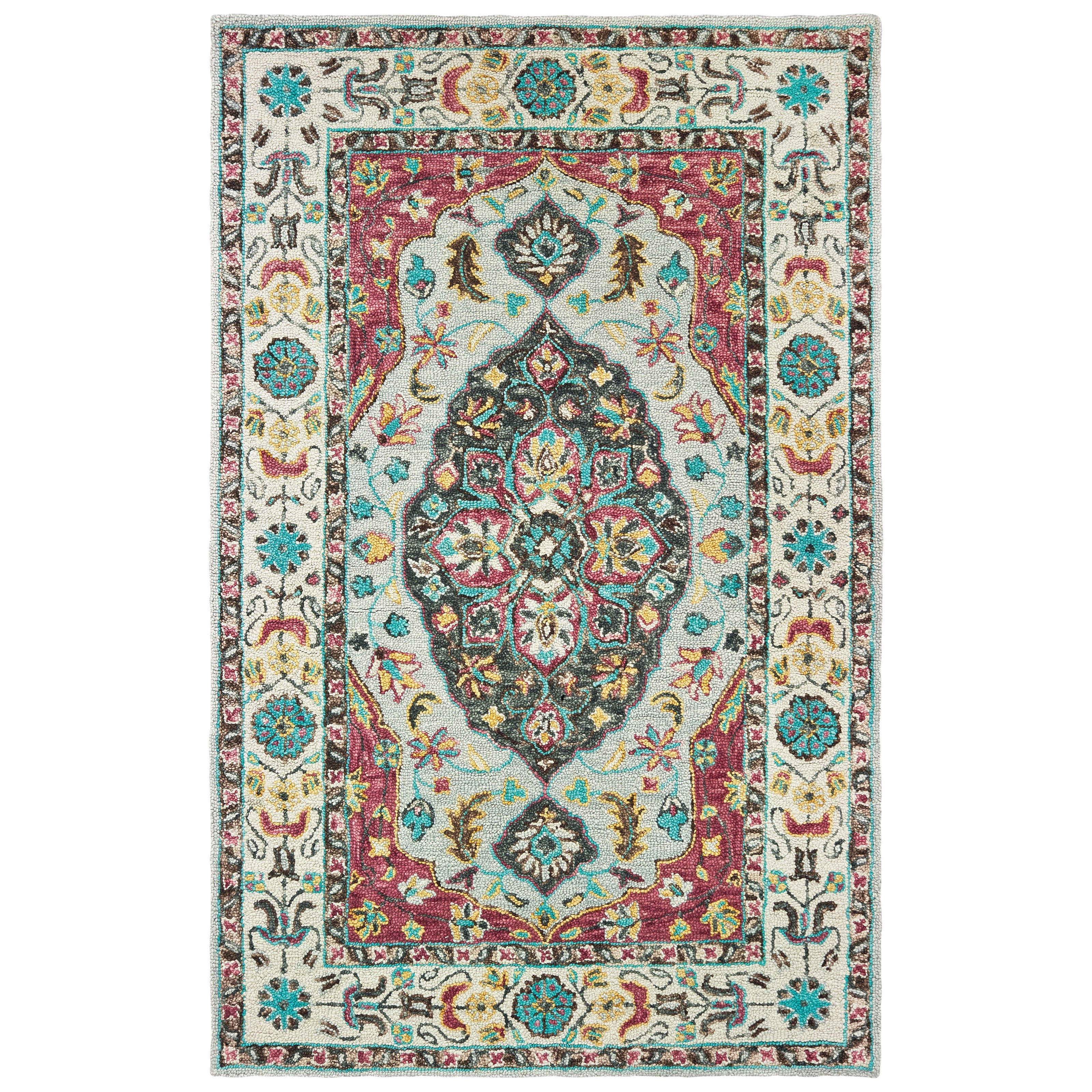 Zahra 8' X 10' Rectangle Rug by Oriental Weavers at Steger's Furniture