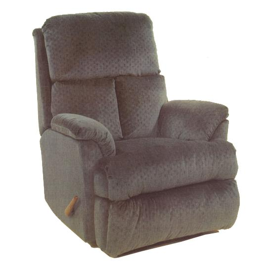 Handle Recliner Chaise Rocker Recliner by Ort Manufacturing at Wayside Furniture