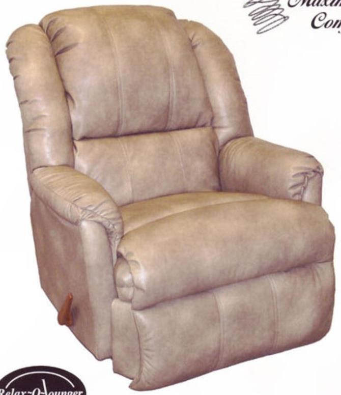 Handle Recliner Rocker Recliner by Ort Manufacturing at Wayside Furniture
