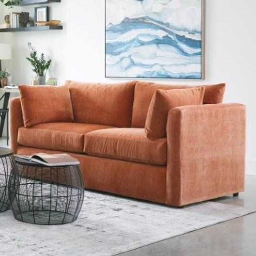 120 Frame Queen Sleeper Sofa by Warehouse M at Pilgrim Furniture City