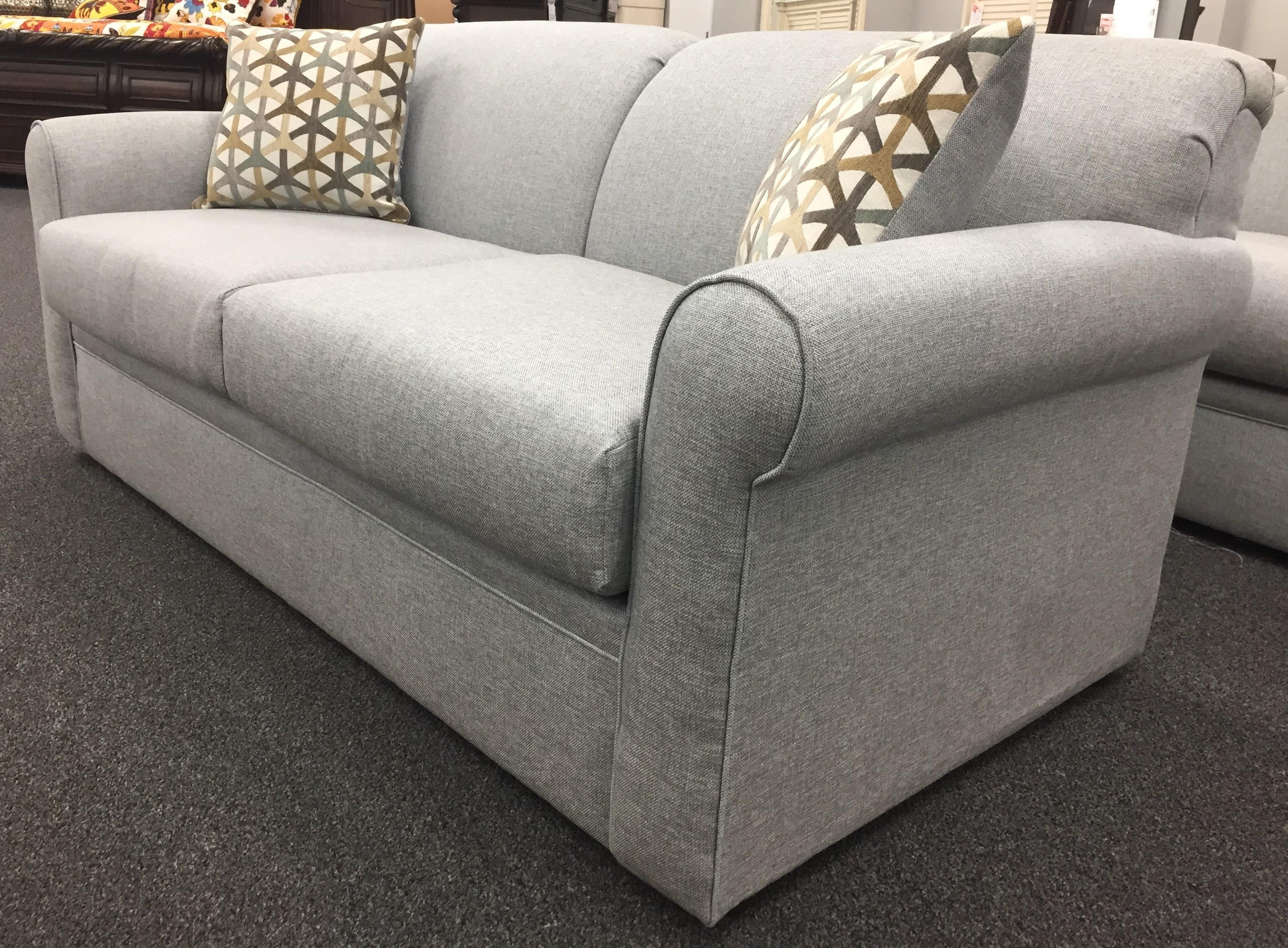 2300 Loveseat by Overnight Sofa at Furniture Fair - North Carolina