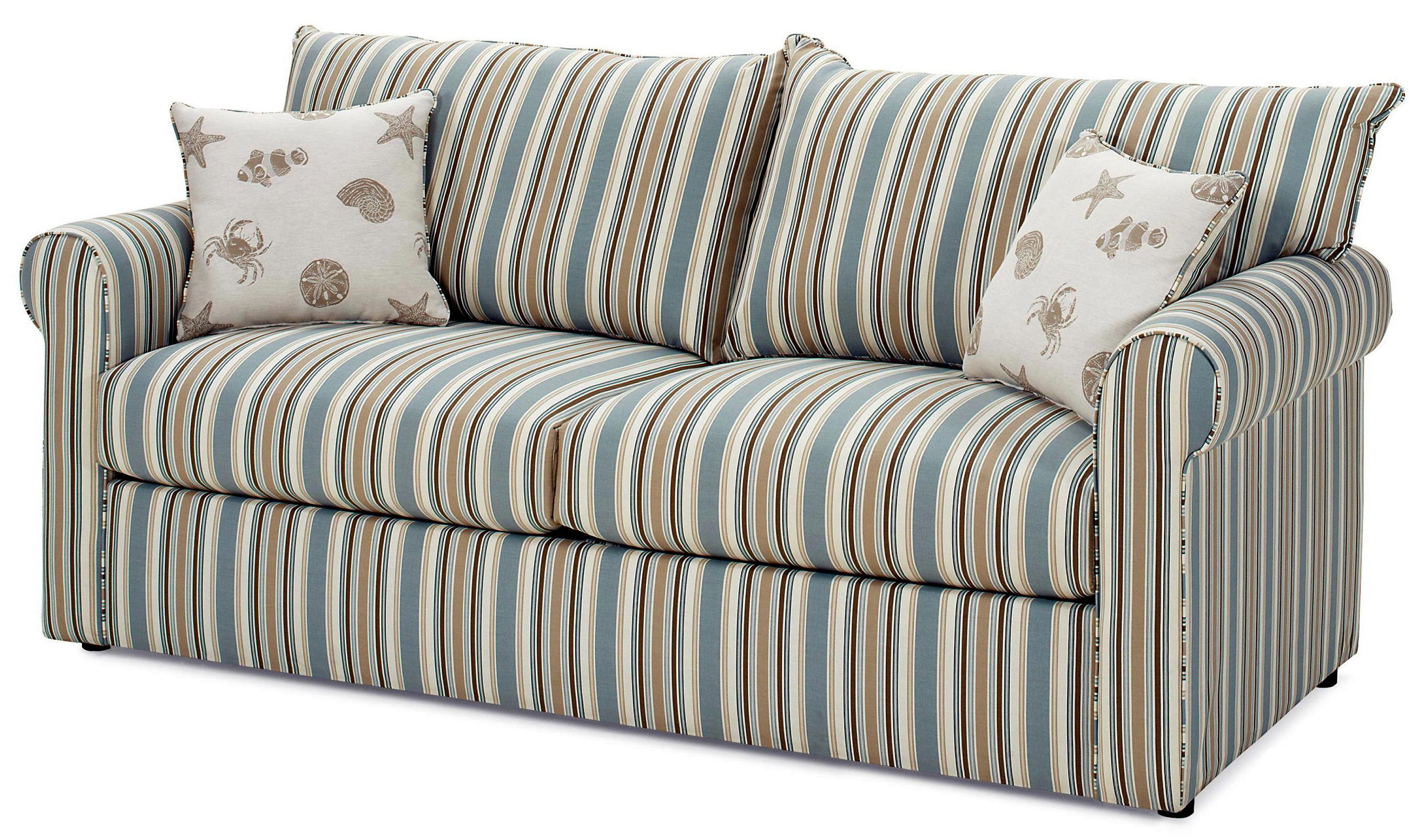 79 Frame Full Sleeper by Overnight Sofa at Dream Home Interiors