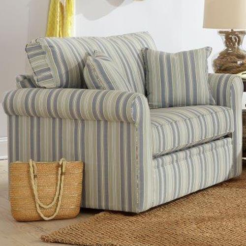 80 Frame Accent Chair by Overnight Sofa at Dream Home Interiors