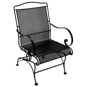 Dining Arm Chair with Elegant Arm Design
