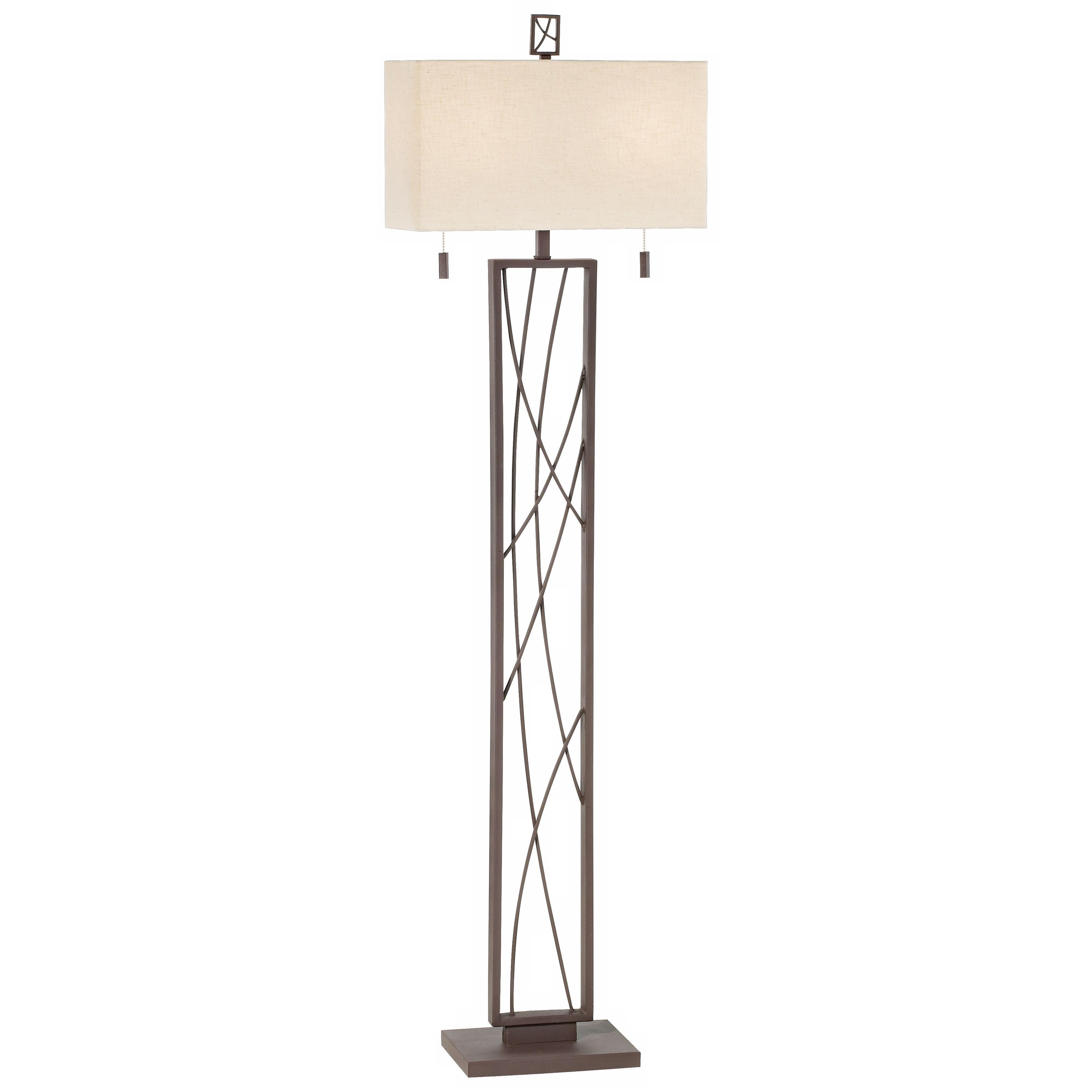 PCL FLOOR LAMPS Crossroads Floor Lamp by PCL LIGHTING at Walker's Furniture