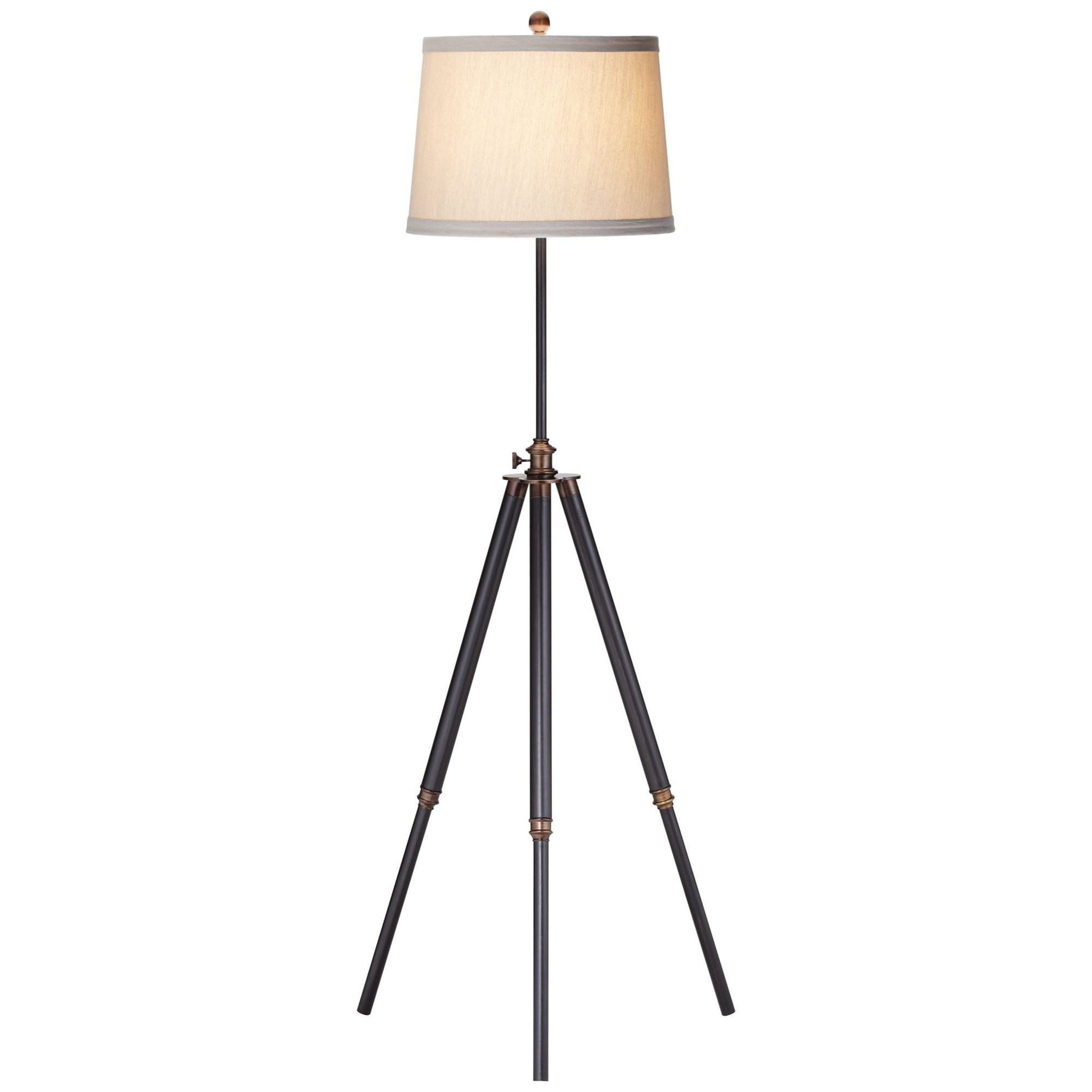 PCL FLOOR LAMPS Tripod Floor Lamp by PCL LIGHTING at Walker's Furniture