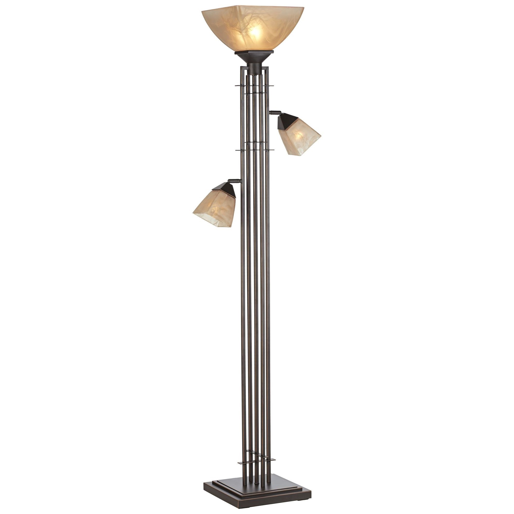 PCL FLOOR LAMPS City Lines by PCL LIGHTING at Walker's Furniture