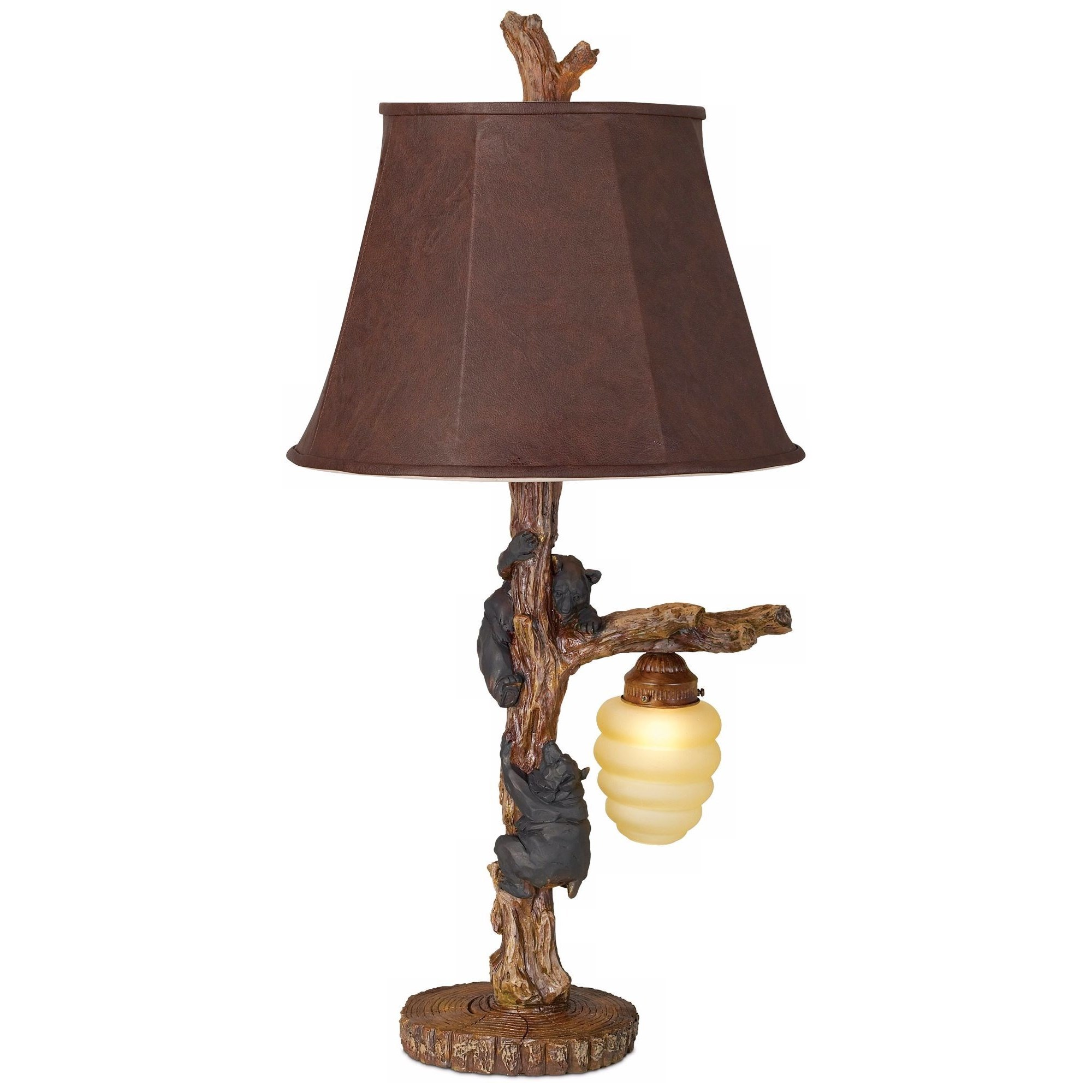 Table Lamps Honey Bear Table Lamp by Pacific Coast Lighting at Miller Waldrop Furniture and Decor