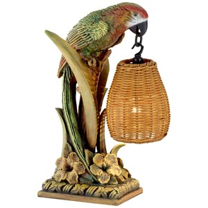Kig Parrot Paradise Table Lantern