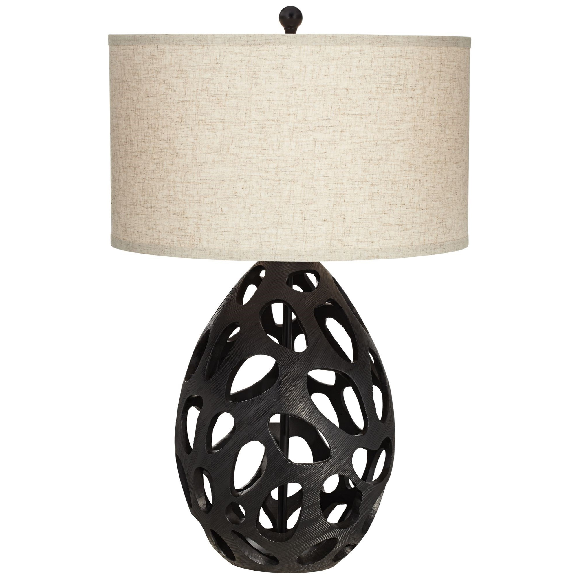Table Lamps Luna Table Lamp at Bennett's Furniture and Mattresses