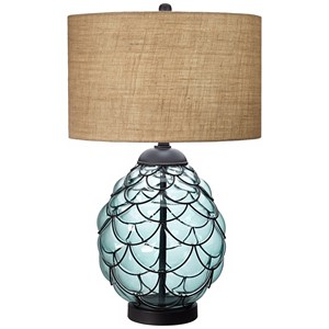 Pacific Glass Table Lamp
