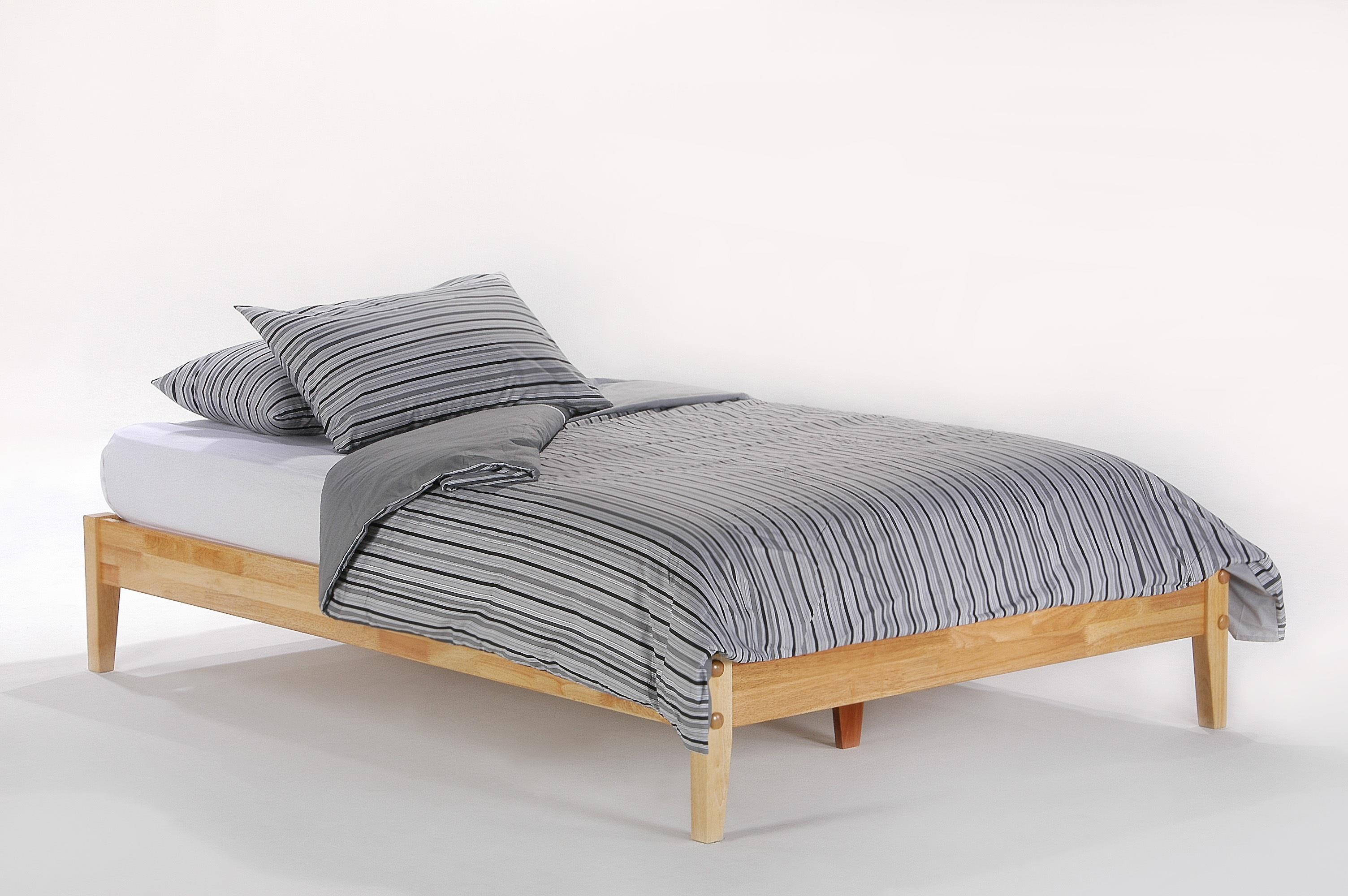 Sage Cal King Bed by Pacific Manufacturing at SlumberWorld