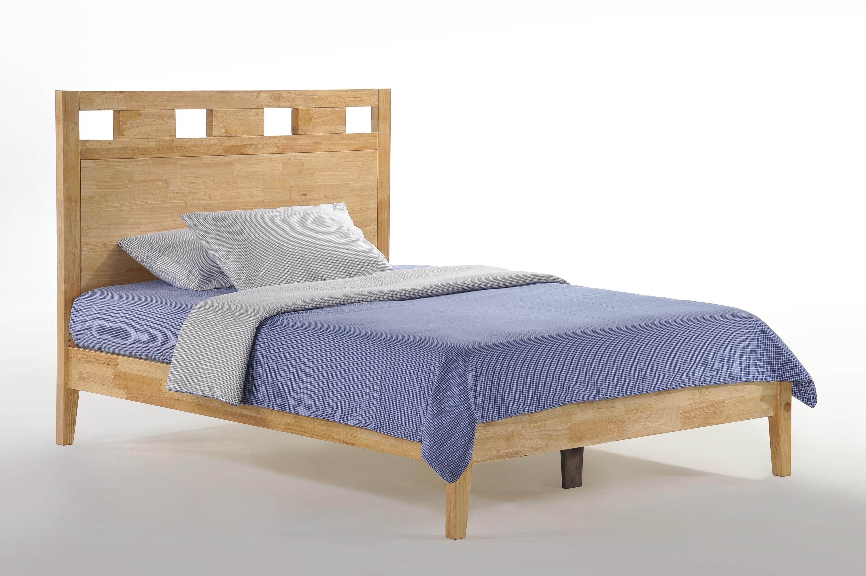 Tamarind Queen Bed by Pacific Manufacturing at SlumberWorld