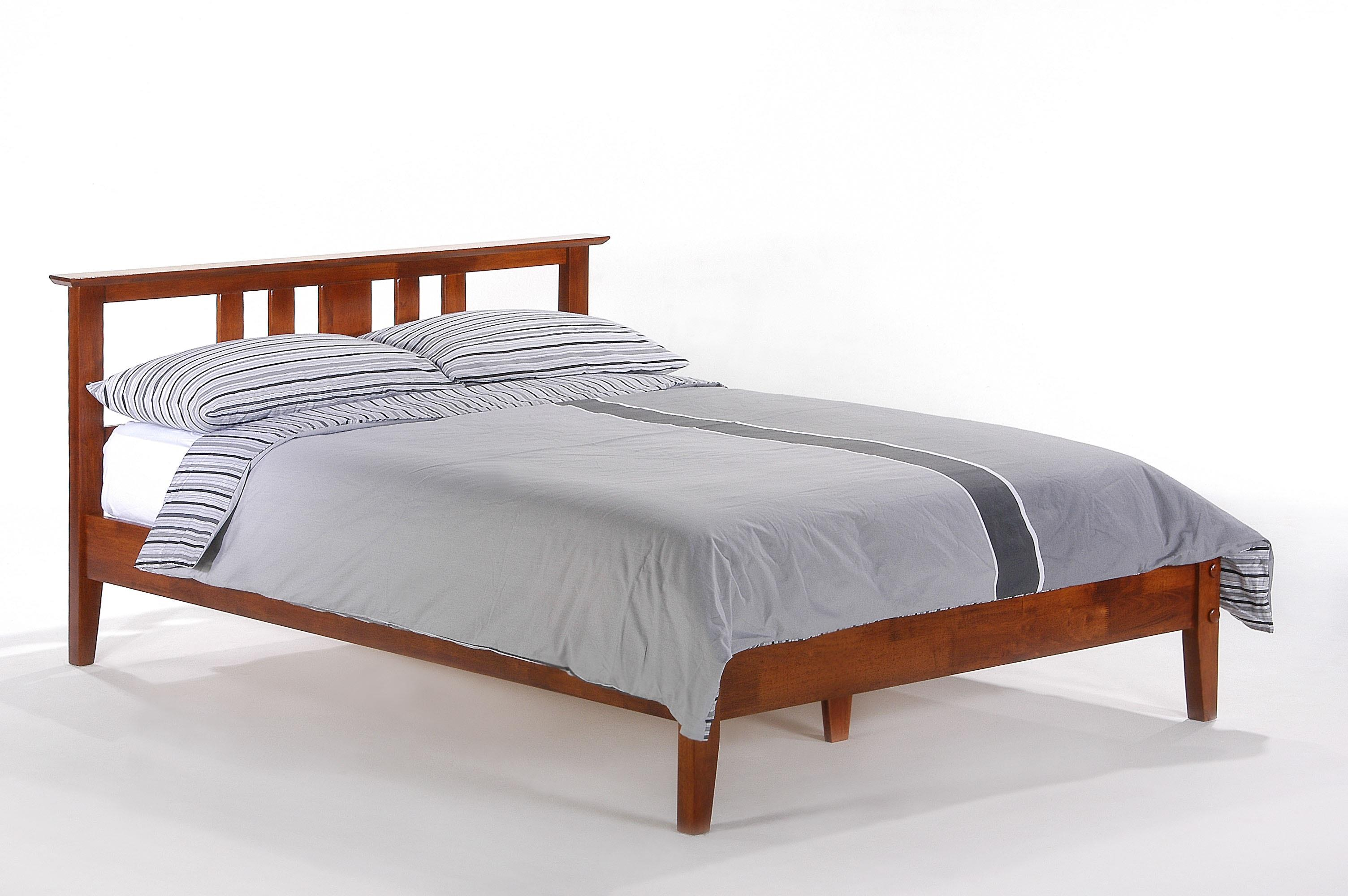 Thyme Cal King Bed by Pacific Manufacturing at SlumberWorld