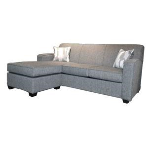 Double Sofabed with Reversible Chaise