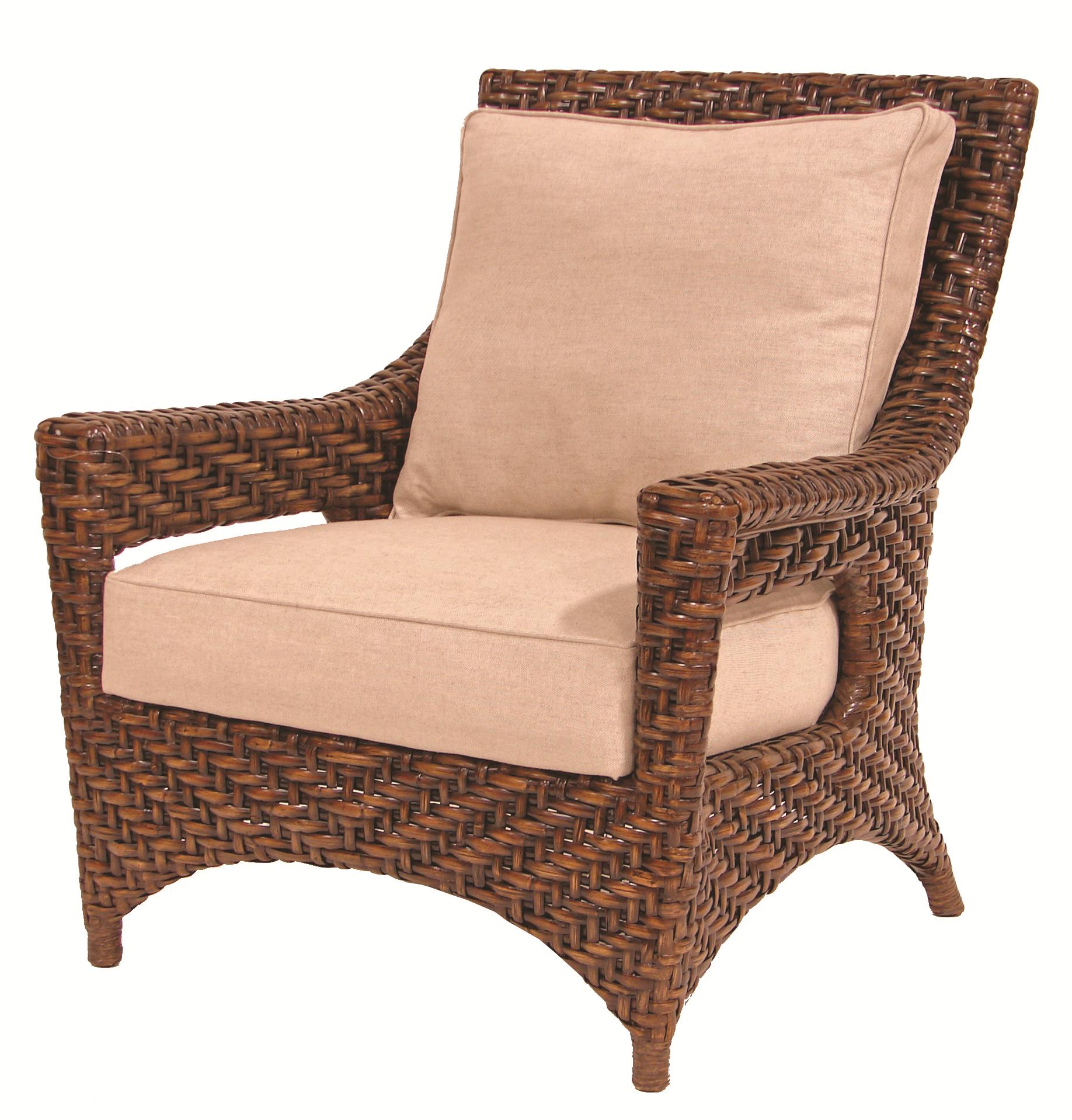 Accent Chairs by Palecek Taft Lounge Chair by Palecek at Alison Craig Home Furnishings