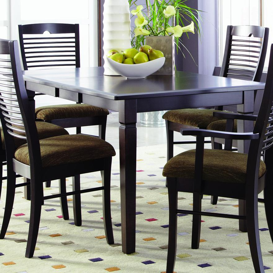 Romeo Customizable Dining Table by Palettes at Virginia Furniture Market