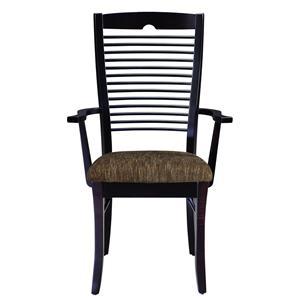 Customizable Romeo Arm Chair
