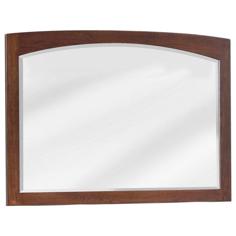 Brigantine Mirror by Palettes by Winesburg at Wayside Furniture