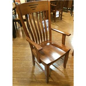 Custom Classic Shaker Side Chair