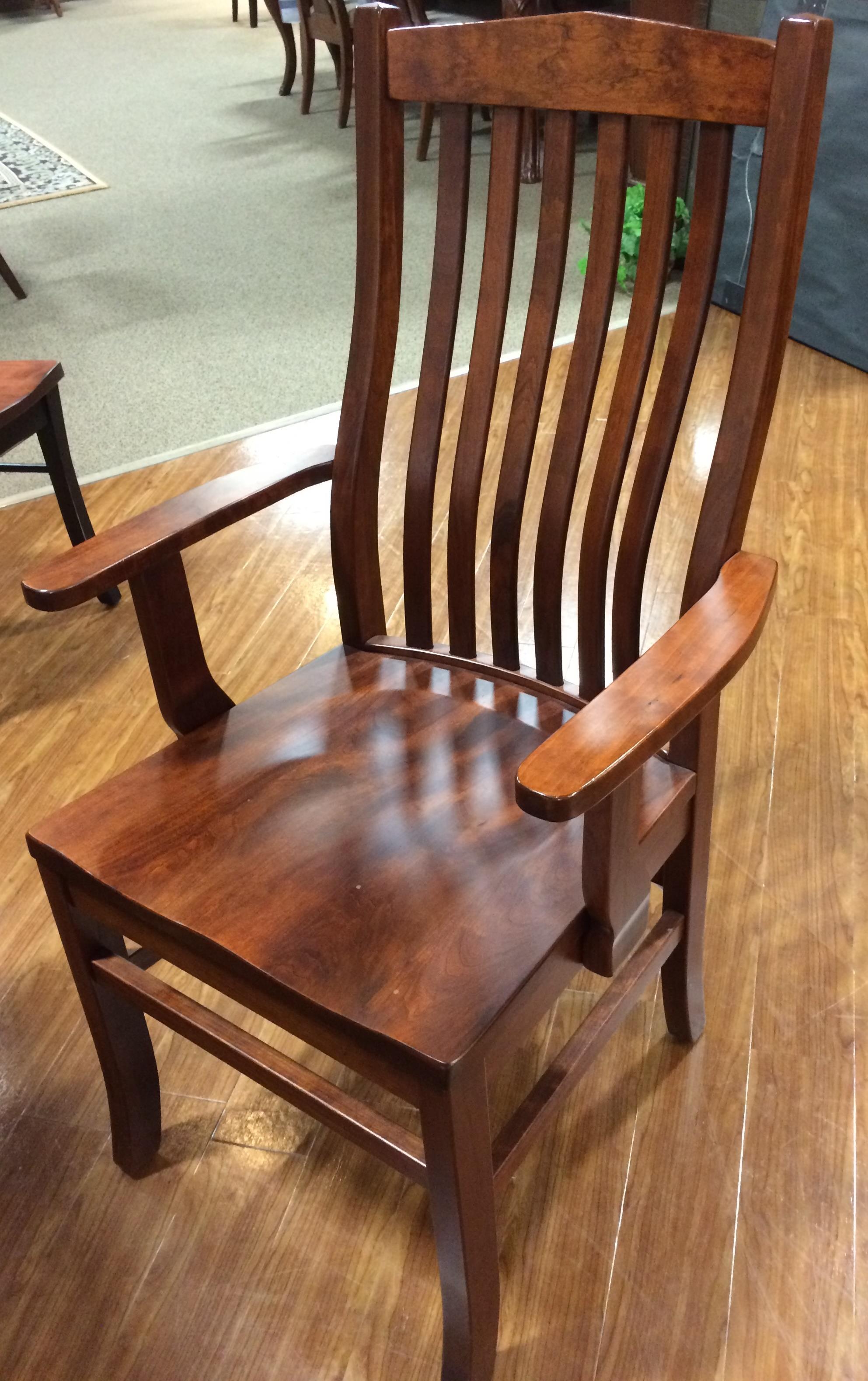 Custom Classic Shaker Chair