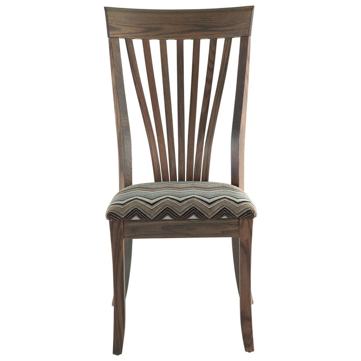 Expressions Brinkley Side Chair by Palettes by Winesburg at Dinette Depot