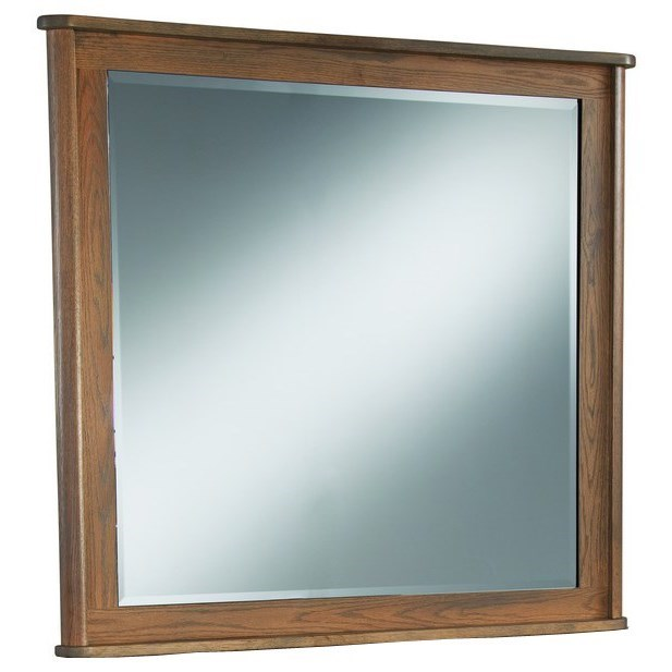 Kingsport Mirror by Palettes by Winesburg at Goods Furniture