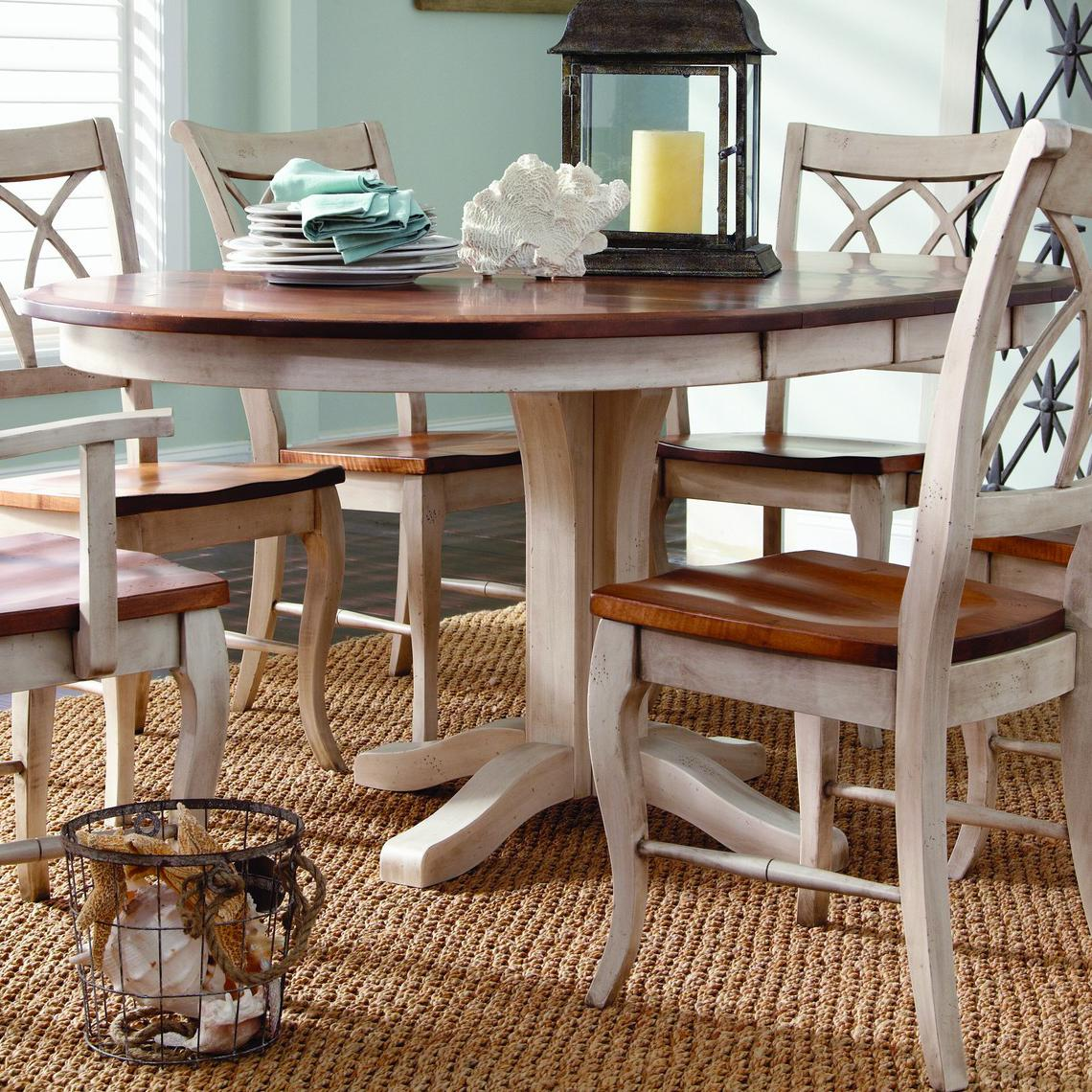Adams Customizable Table by Palettes by Winesburg at Dinette Depot