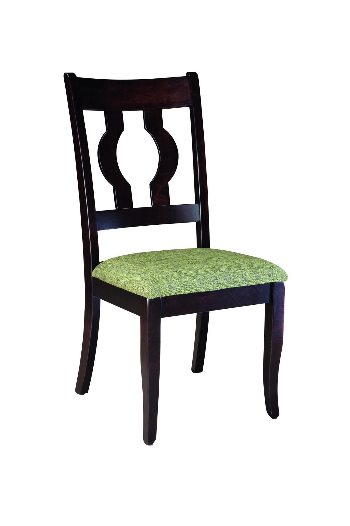 Single Metro Customizable Side Chair by Palettes by Winesburg at Dinette Depot