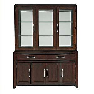 Casana Rodea Dining Buffet and China Hutch