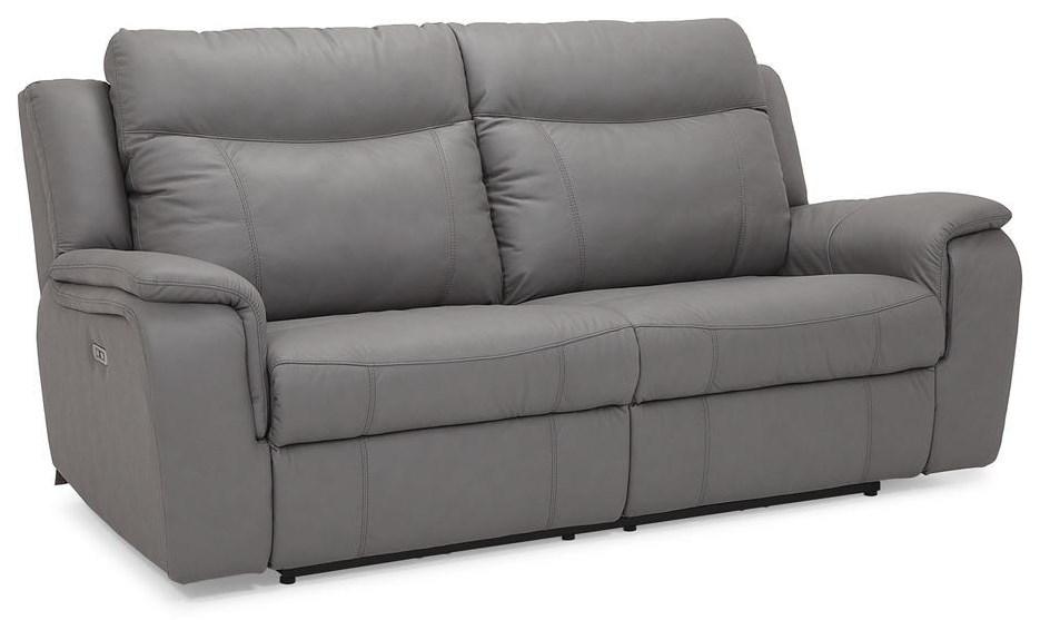 40167 Power Headrest Reclining Sofa by Palliser at Stoney Creek Furniture