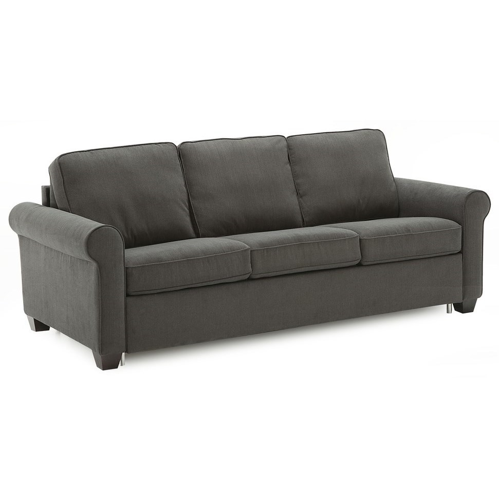 Swinden Queen Sofa Sleeper by Palliser at Furniture and ApplianceMart