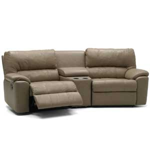 Palliser Yale 41059 Entertainment Sofa