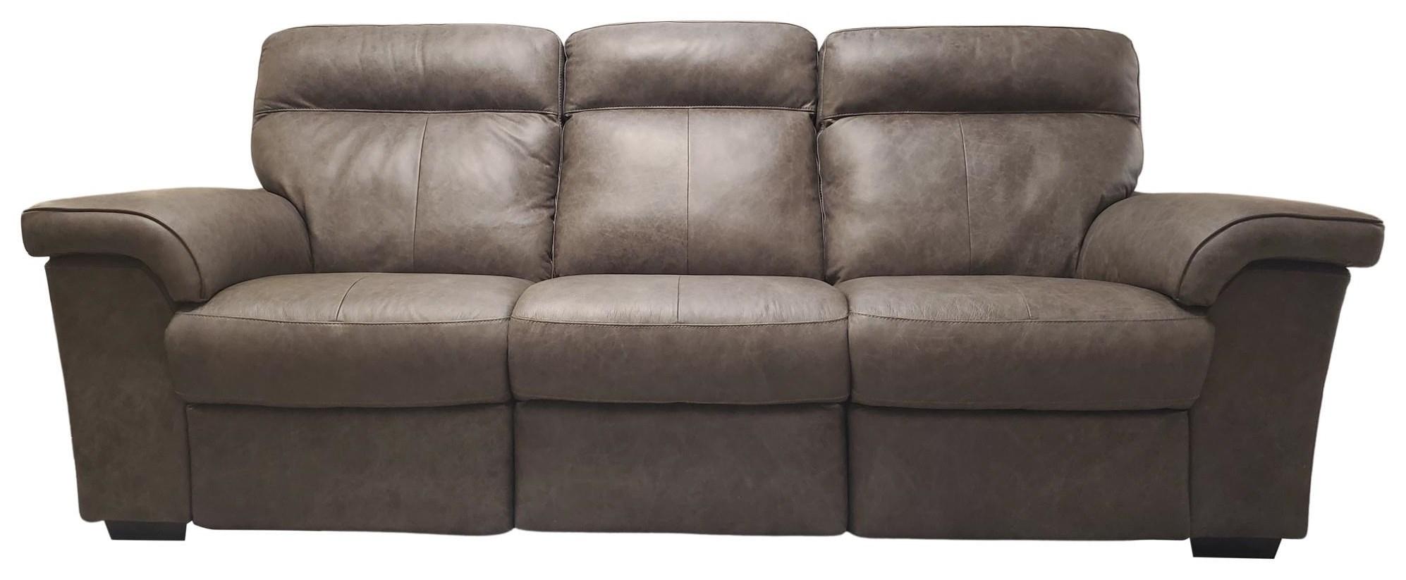 Alaska Reclining Sofa by Palliser at Upper Room Home Furnishings