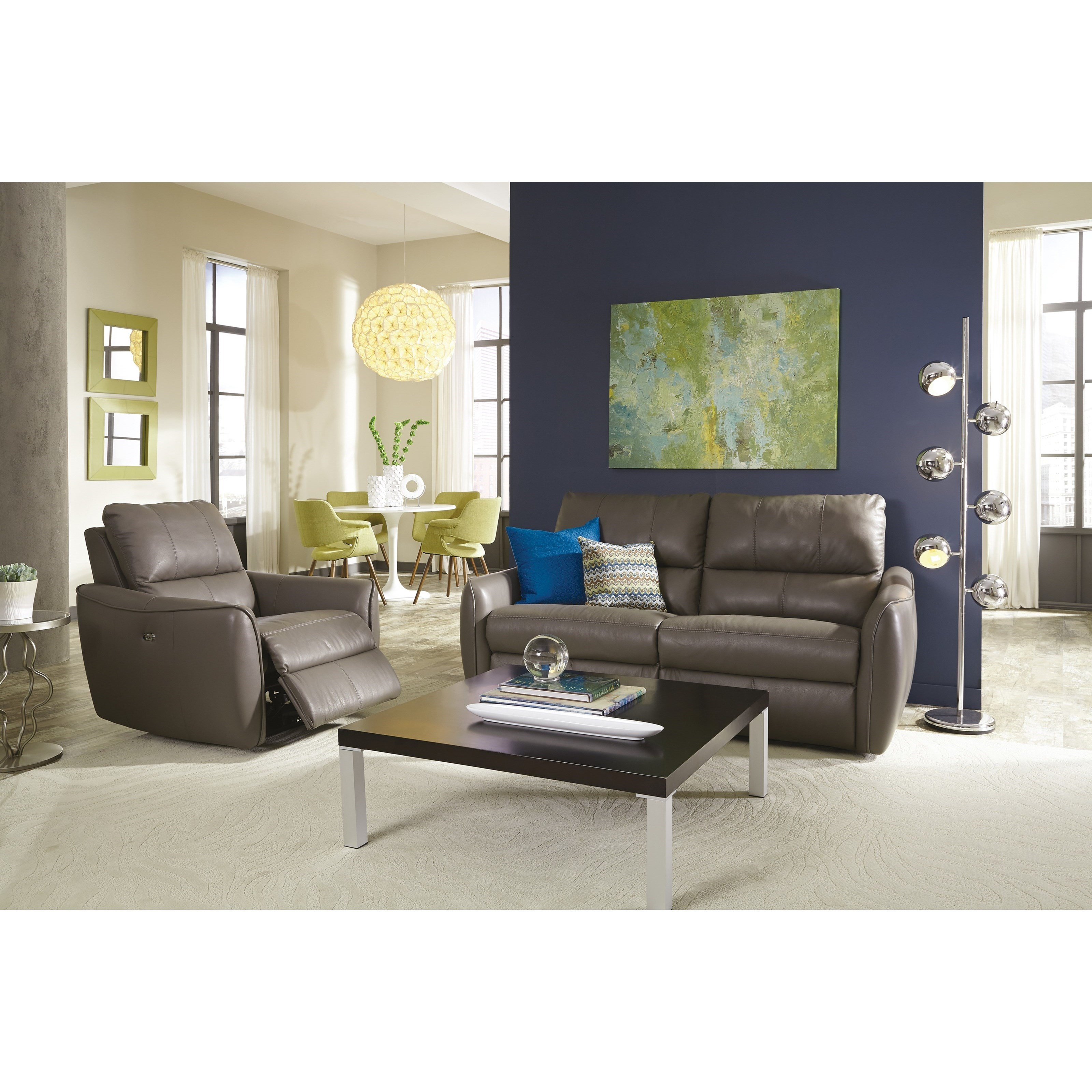 Arlo Power Reclining Living Room Group by Palliser at Prime Brothers Furniture